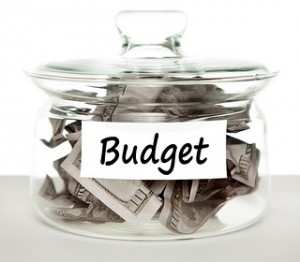 budget, no spend january