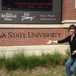 Molly's Transfer to ISU