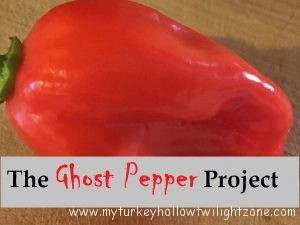 Ghost Pepper