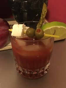 Ghost Pepper Bloody Mary